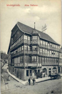 Hotel zum Bären - historische Ansicht