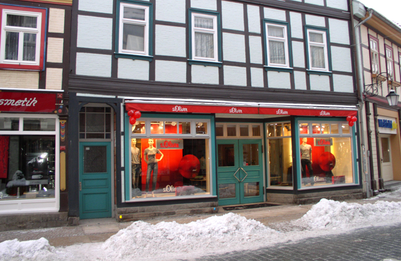 S.Oliver Shop, Foto 2010
