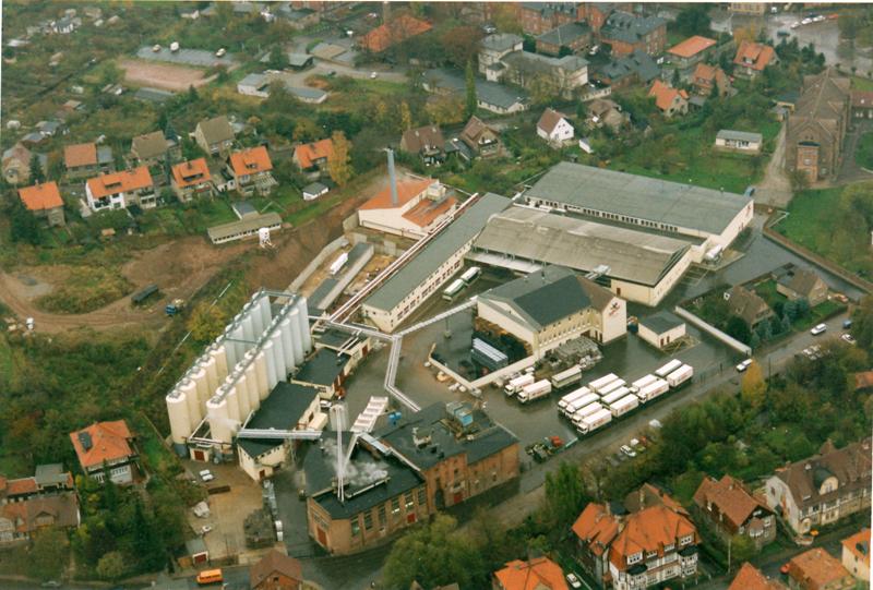Foto 1991, Archiv Klaus Buchmann
