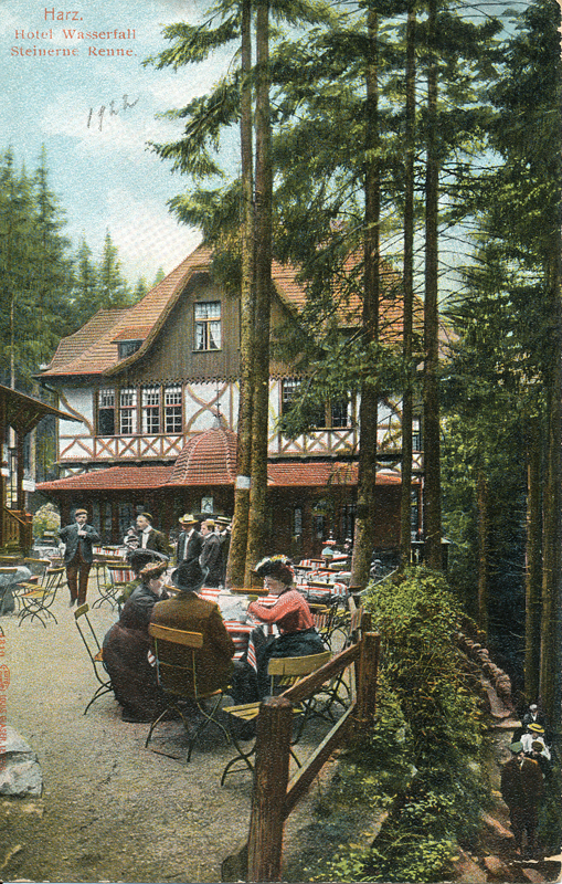 Ansichtskarte, 1922
