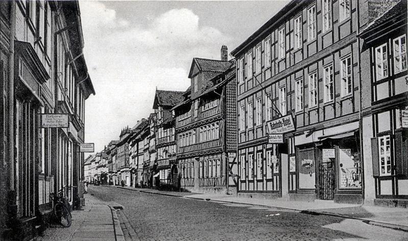 Bahnhofs-Hotel, Ansichtskarte<br /><br />Anfang 50er Jahre